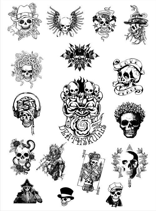 интересные рисунки тату